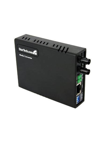 Compare prices for StarTech 10/100 Ethernet to Multi Mode Fiber Media Converter ST 2km