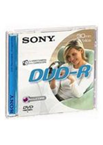 Compare cheap offers & prices of Sony DMR30A 8cm DVD-R Recordable Disc manufactured by Sony