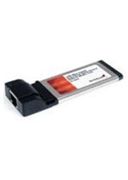 Compare prices for StarTech 1 Port ExpressCard Gigabit Laptop Ethernet NIC Network Adaptor Card