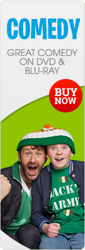 Great comedy on DVD & Blu-ray
