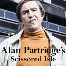 Alan Partridge - Scissored Isle: TV Show