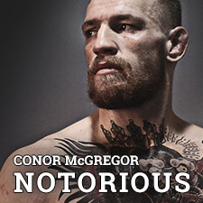 Conor McGregor - Notorious DVD