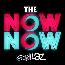 Gorillaz : Now Now - Music CD