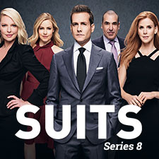 Suits : Series 8