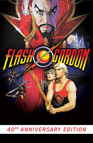 Flash Gordon : TV Series