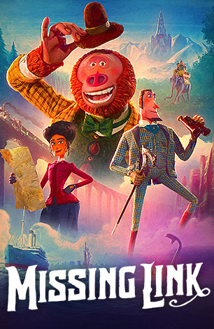 Missing Link : Movie