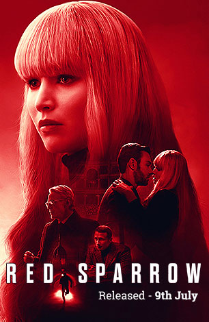 Red Sparrow - Movie