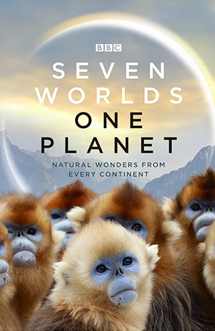 Seven Worlds One Planet : TV Show