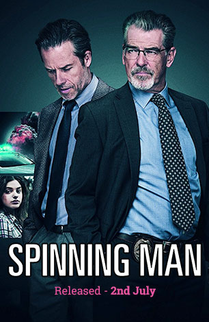 Spinning Man - Movie