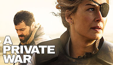 A Private War : Movie