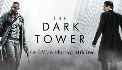 The Dark Tower on DVD & Blu-ray