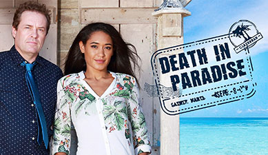 BBC: Death In Paradise - TV Show