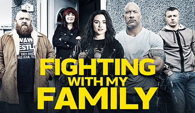 Fighting With My Family : Movie