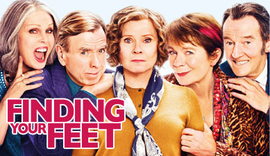 Finding Your Feet - Movie