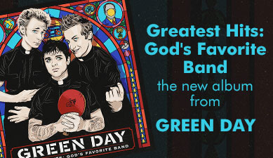 Green Day - Greatest Hits (Music CD)