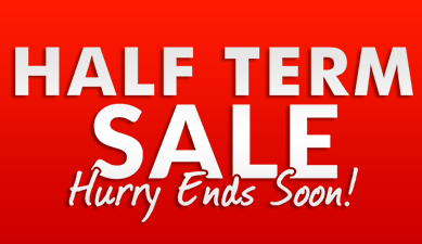 Half Term Video Games Sale