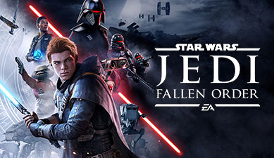 Star Wars Jedi Fallen Order : Modern Warfare : Video Game