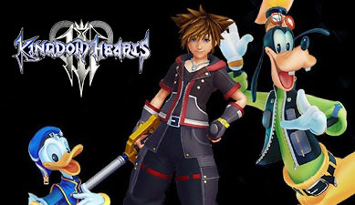 Kingdom Hearts 3 : Video Game
