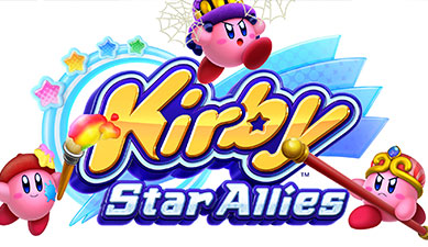 Kirby Allies : Video Games