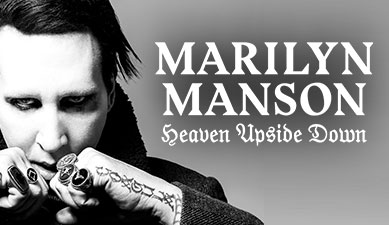 Marilyn Manson: Heaven Upside Down - Music CD