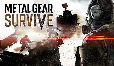 Metal Gear Survive : Video Games