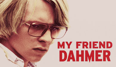 My Friend Dahmer : Movie