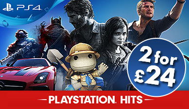 Playstation Hits - Two for £24