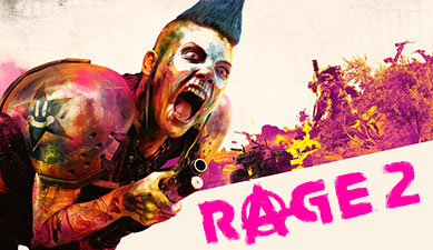 Rage 2 : Video Game