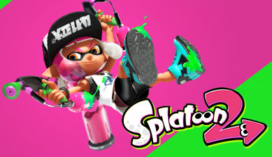 Splatoon 2 - Video Games