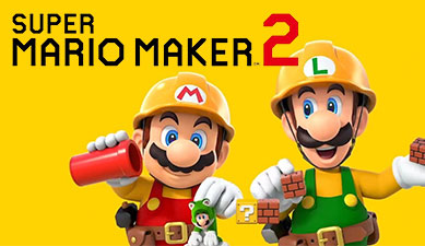 Super Mario Maker 2 : Video Game