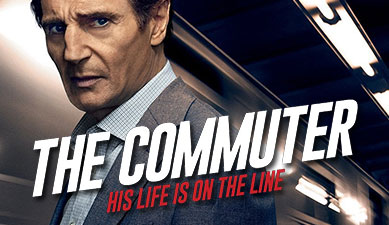 The Commuter - Movie