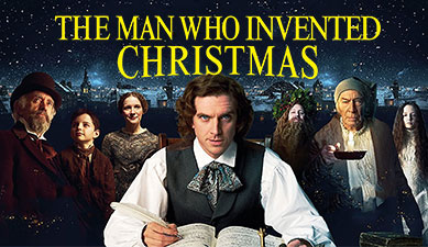 The Man Who Invested Christmas - Movie