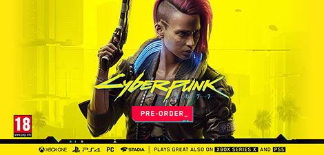 Cyberpunk - Video Games