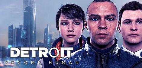 Detroit Become Human - Video Game
