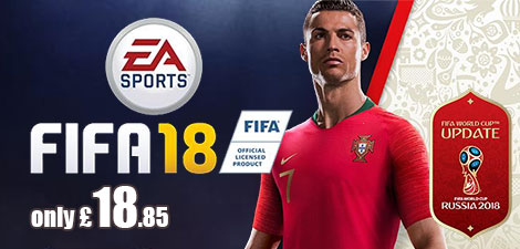 FIFA 18 - Video Games