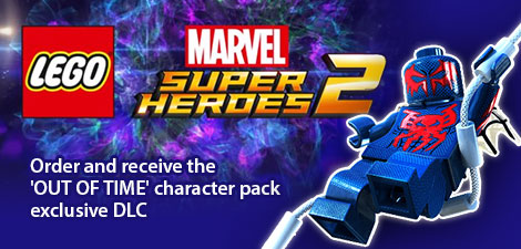 LEGO Marvel Super Heroes 2: Video Games