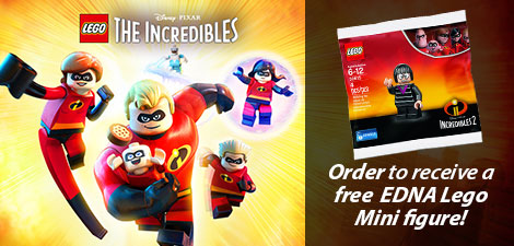 LEGO The Incredibles - Video Games
