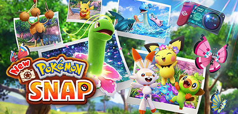 New Pokemon Snap - Video Games