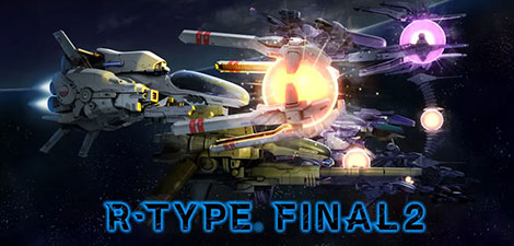 R-Type Final 2 Inaugural Flight  - Video Game