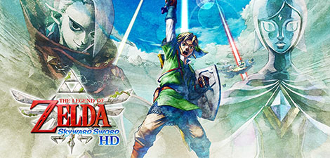 The Legend Of Zelda Skyward Sword HD - Video Games