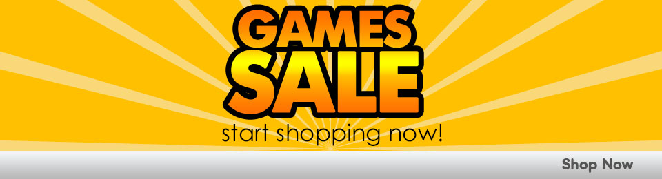 Video Games Sale