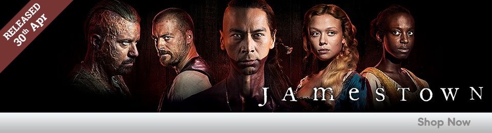 Jamestown : DVDs