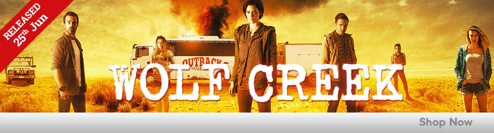 Wolf Creek - Season Two