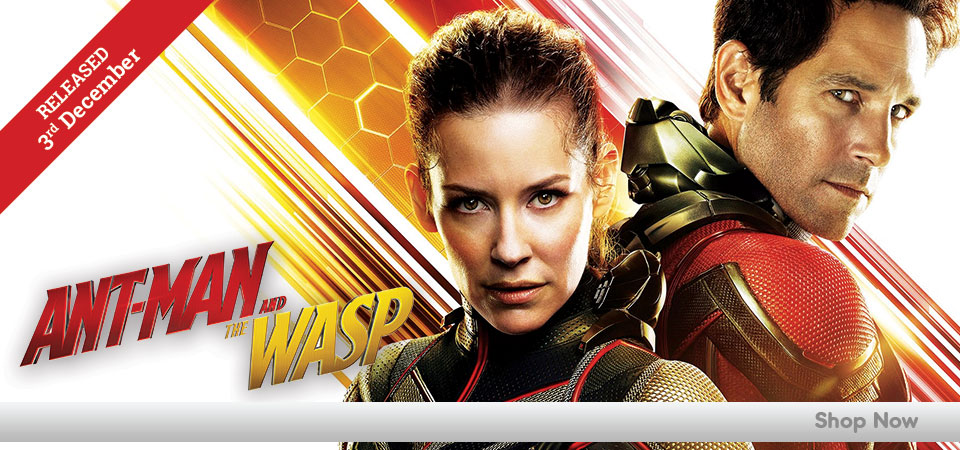 Ant-Man and the Wasp - Movie