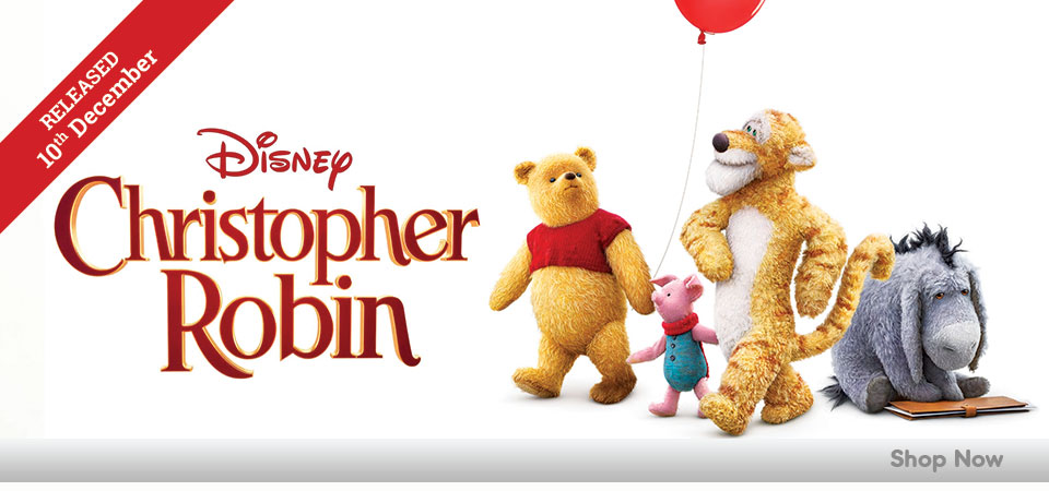 Christopher Robin : Film