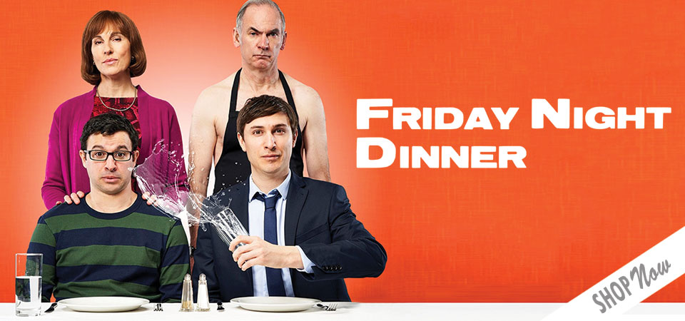 Friday Night Dinner : TV Series