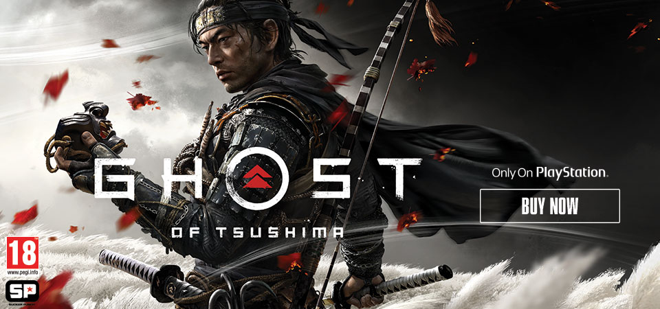 Ghosts of Tsushima : Video Game