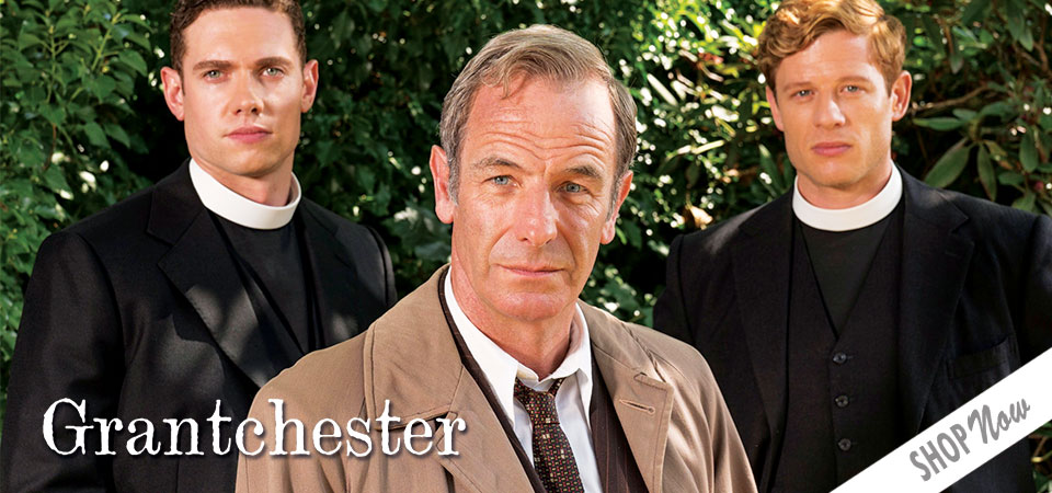 Grantchester : TV Series
