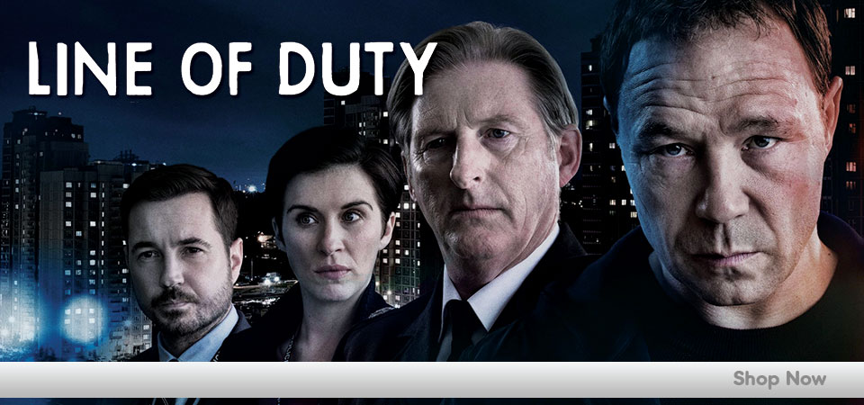 Line Of Duty : TV Series