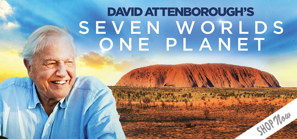 Seven Worlds One Planet : TV Series